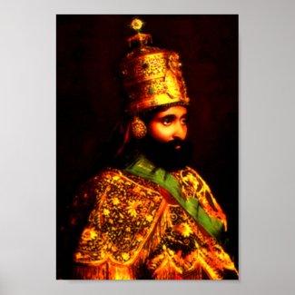 ቀዳማዊ ኃይለ ሥላሴ | Haile Selassie I Coronation Poster