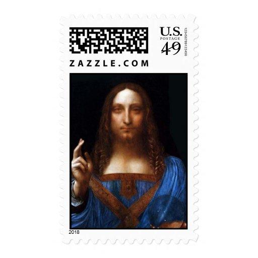 Ίησοῦς Χριστός, Θεοῦ Υἱός, Σωτήρ Stamps