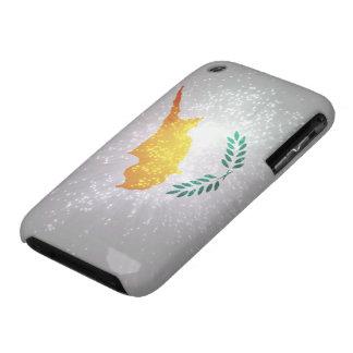 Κύπρος σημαία iPhone 3 Case-Mate protectores