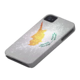 Κύπρος σημαία iPhone 4 carcasas