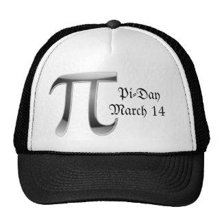 Π-Día, el 14 de marzo - gorra