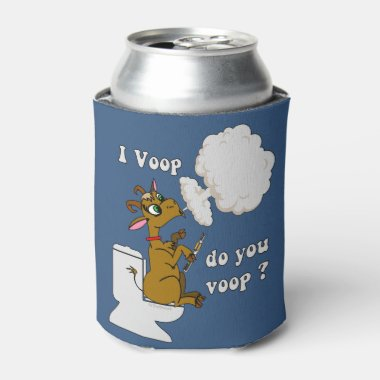 Ω VAPE | Do You Voop by VapeGoat™ Can Cooler