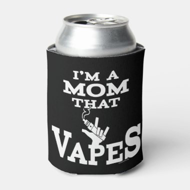 Ω VAPE | Mom That Vapes by VapeGoat™ Can Cooler