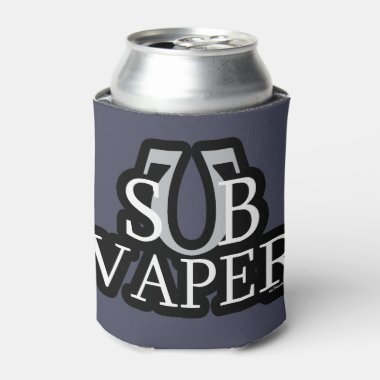 Ω VAPE | Sub Ohm Vaper by VapeGoat™ Can Cooler