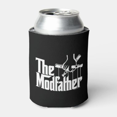 Ω VAPE | the ModFather by VapeGoat™ Can Cooler