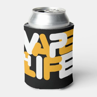 Ω VAPE | Vape 4 Life by VapeGoat™ Can Cooler