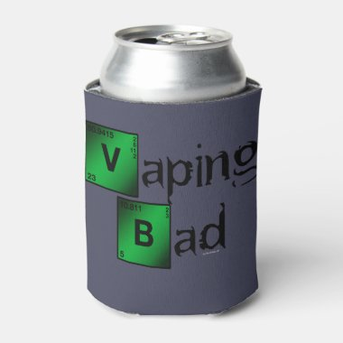 Ω VAPE | Vaping Bad by VapeGoat™ Can Cooler