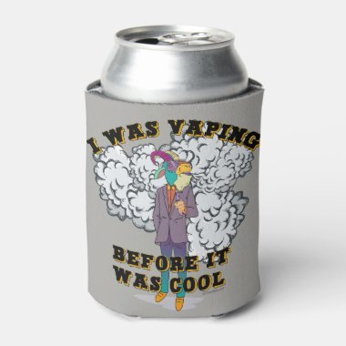 Ω VAPE | Vaping Before it Was Cool by VapeGoat™ Can Cooler