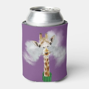 Ω VAPE | Vaping Giraffe by VapeGoat™ Can Cooler