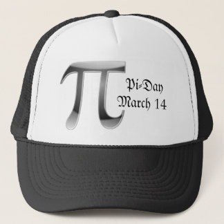 π-Day, March 14-  Hat