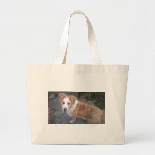 σκυλί.jpg bolsa lienzo