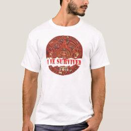 Аpocalypse 2012 End of the World T-Shirt