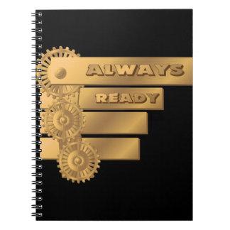 Бронза Notebook