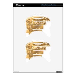 Бронза Xbox 360 Controller Skin