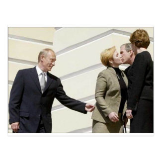 Владимир Путин Поцелуй Смерти Postcards