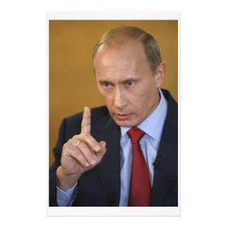 Владимир Путин Stationery