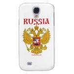 Герб России RUSSIA Coat of Arms Galaxy S4 Case