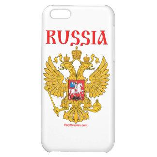 Герб России RUSSIA Coat of Arms iPhone 5C Covers