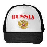 Герб России RUSSIA Coat of Arms Mesh Hat