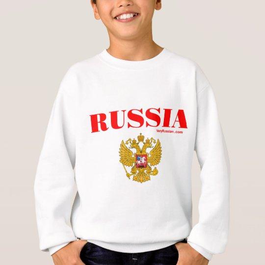 Герб России RUSSIA Coat of Arms Sweatshirt