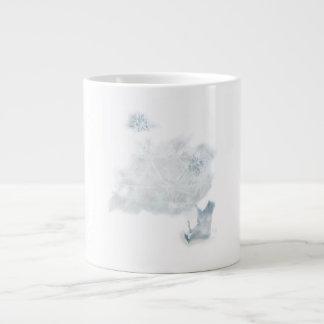Делатель снега. Вариант 1 Giant Coffee Mug