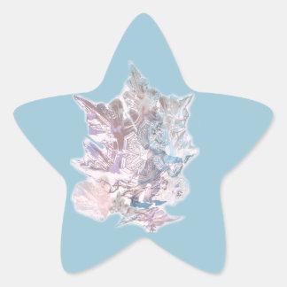 Делатель снега. Вариант 1. Star Sticker