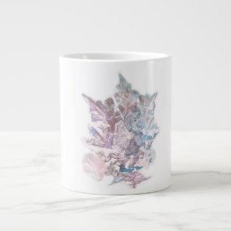 Делатель снега. Вариант 2 Large Coffee Mug