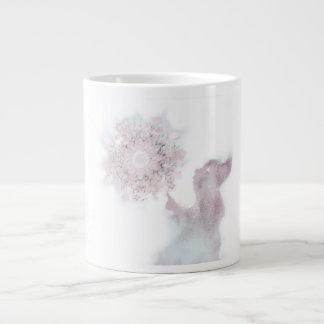 Делатель снега. Вариант 3 Giant Coffee Mug