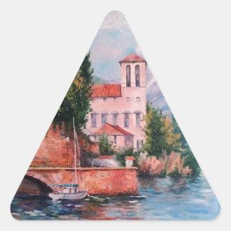 Мечта Triangle Sticker