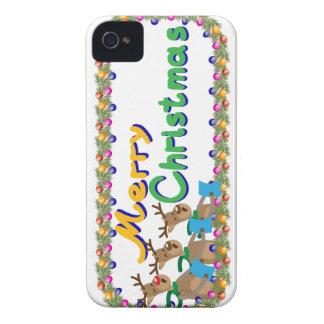 Олени поют 2 iPhone 4 case