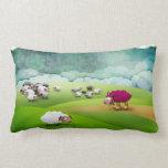 """Подушка """"Малиновая овечка""""/ Throw Pillow"""