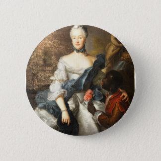 Сaroline of Hesse Darmstadt with her Moors Button