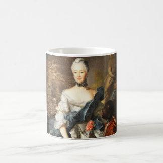 Сaroline of Hesse Darmstadt with her Moors Coffee Mug