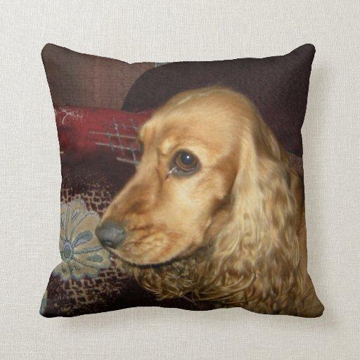 Сocker Throw Pillow