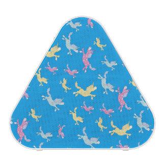 Сute Fun Unicorn cartoon pattern Bluetooth Speaker