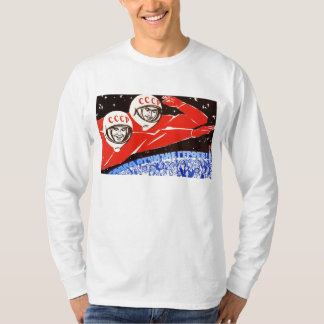 космонавт camisas
