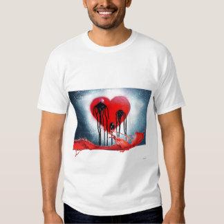 футболкабелая camisas