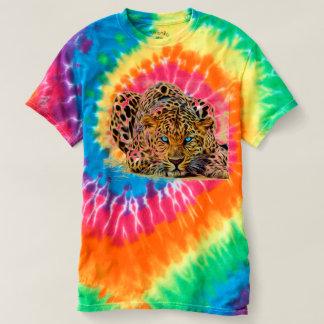 футболка узелковый батик t-shirt