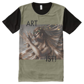 футболка All-Over-Print T-Shirt