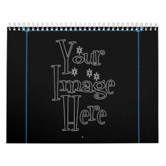 ѺѲѻѳо●•◦ CREATE YOUR OWN - PERSONALIZE BLANK Calendars
