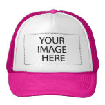 ѺѲѻѳо●•◦ CREATE YOUR OWN - PERSONALIZE BLANK Trucker Hat