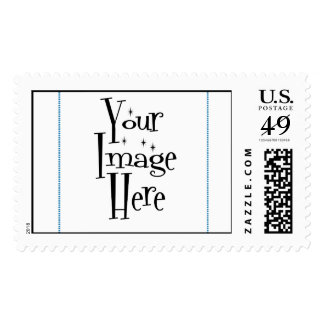 ѺѲѻѳо●•◦ CREATE YOUR OWN - PERSONALIZE BLANK Postage Stamp
