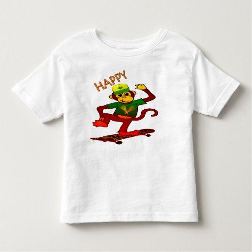 ב t-camisa-feliz camisas