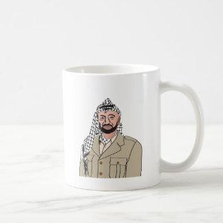 ياسرعرفات de Yasser Arafat el | Taza De Café