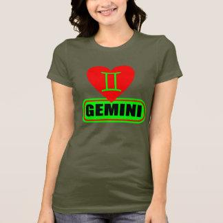 ๑▒★Love Gemini Bella Ladies Petite T-Shirt★▒๑ T-Shirt