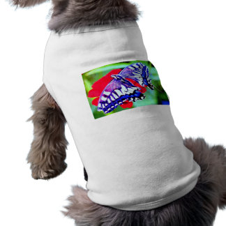 ♠»¦๑Tiger Swallowtail Butterfly Doggy TankTop๑¦«♠ T-Shirt