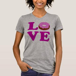 ღټ♥Love Donut Women's Chic Crew-neck T-Shirtټ♥ღ T-Shirt