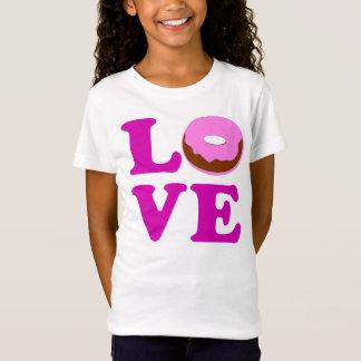 ღ♥ټLove Donut Bella Girls' Fabulous Baby Doll♥ღ T-Shirt