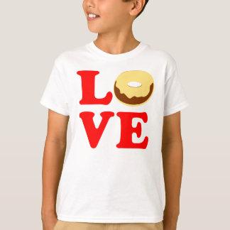 ღ♥ټLove Donut Kids' Casual Comfy Cotton T-Shirtټ♥ღ T-Shirt