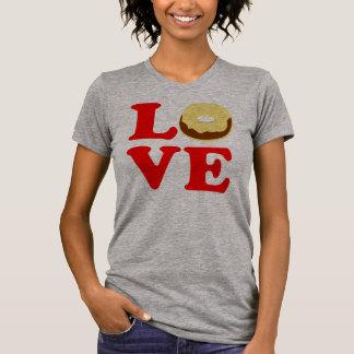 ღ♥ټLove Donut Women's Chic Crew-neck T-Shirtټ♥ღ T-Shirt